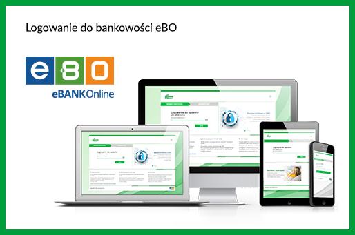 Logowanie do bankowości eBO